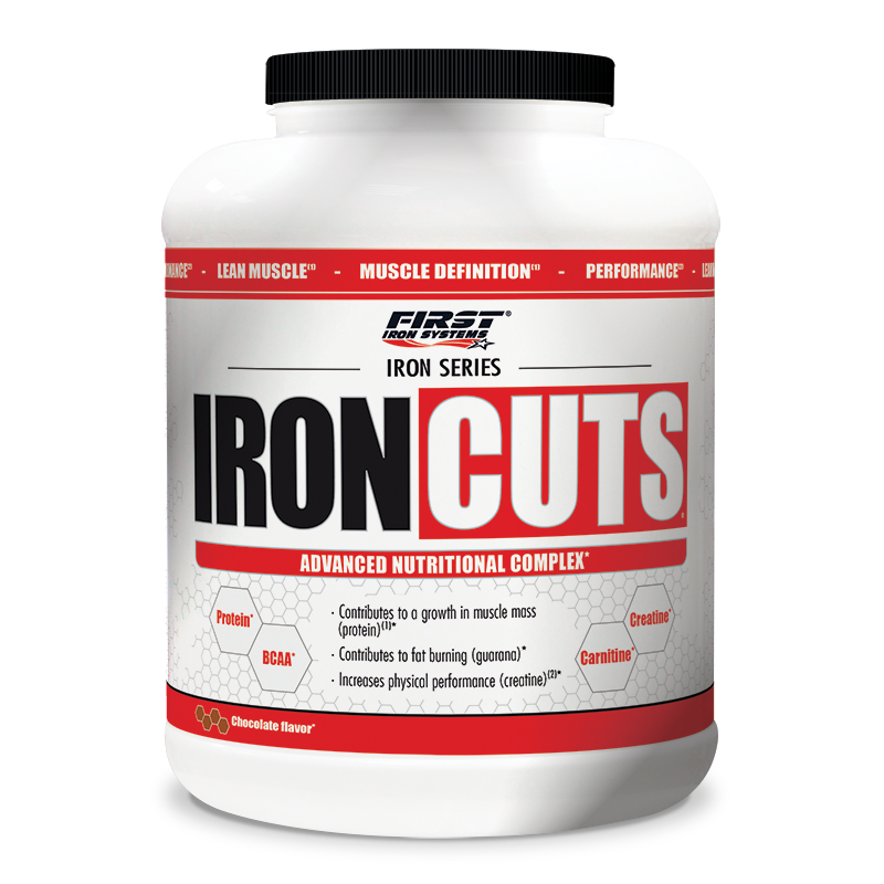 jarre Iron Cuts - First Iron Systems