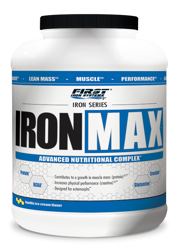 Jarre de Iron Max 2 conditionnements - First Iron Systems