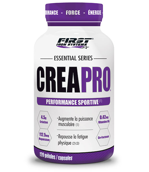 Creapro Essential Series de First Iron Systems