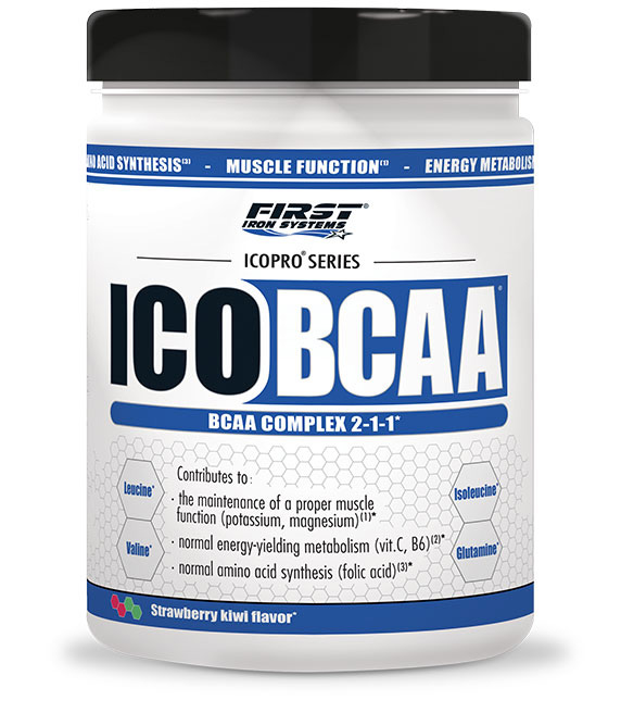ICOBCAA Icopro Series First Iron Systems