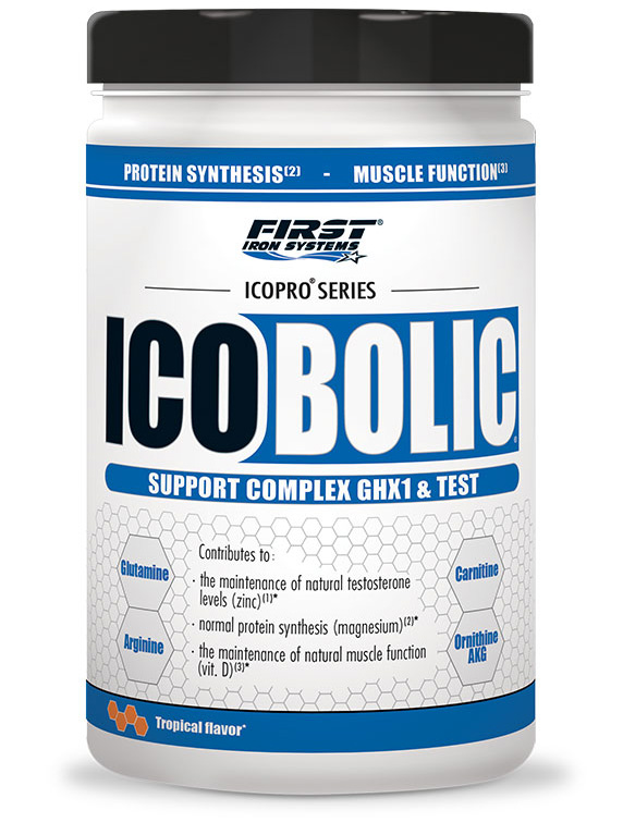 Icobolic Icopro Series First iron Systems