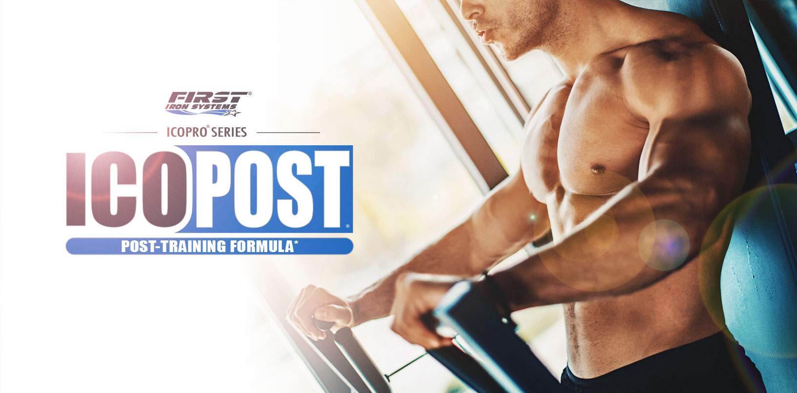 Icopost First iron Systems