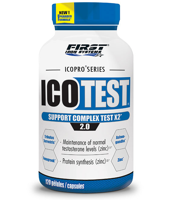 Icotest 2.0 Icopro Series First Iron Systems
