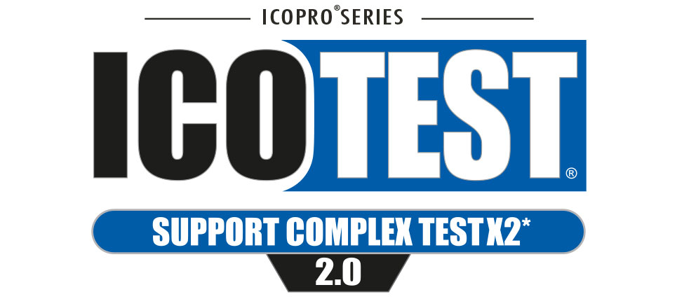 Icotest 2.0 Icopro Series