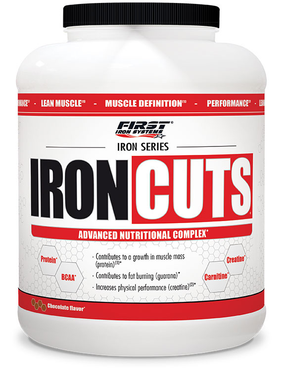 Iron Cuts Iron Series First Iron Systems