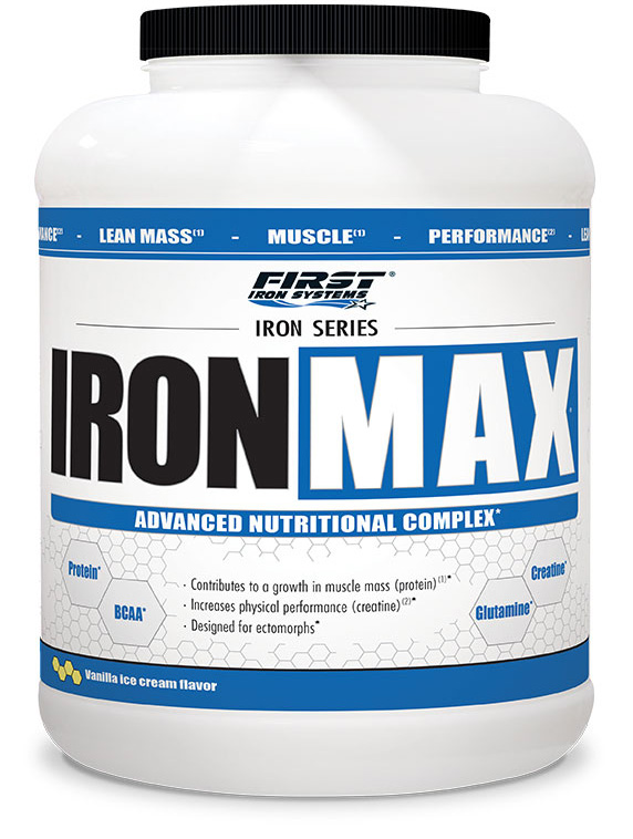 iron max Iron Series First Iron Systems