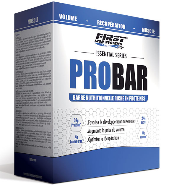 Probar Essential series de First Iron Systems