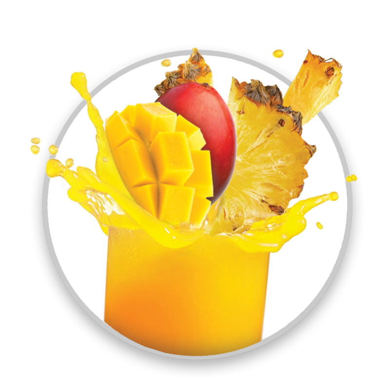 mango-pineapple